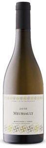 Marchand-Tawse Meursault 2016