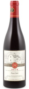 Hidden Bench Winery Pinot Noir 2010