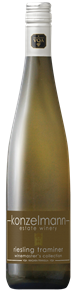 Konzelmann Estate Winery 4 Generations Riesling Traminer 2011