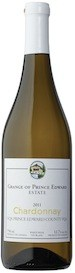 Grange of Prince Edward Estate Winery Select Chardonnay 2009