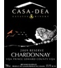 Casa Dea Estates Winery Chardonnay 2010