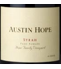 Austin Hope Winery Hope Family Vineyard Syrah 2008