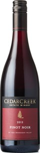 CedarCreek Estate Winery Pinot Noir 2013