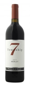 Township 7 Vineyards & Winery Okanagan Merlot 2013