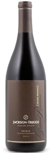 Jackson-Triggs Niagara Estate Grand Reserve Shiraz 2011