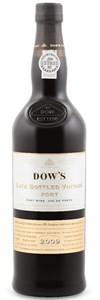 Dow's Late Bottled Vintage Symington Family Estates Port 2007