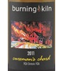 Burning Kiln Winery Cureman's Chardonnay 2011