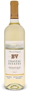 Beaulieu Vineyard BV Coastal Estates Sauvignon Blanc 2012