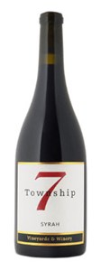 Township 7 Vineyards & Winery Okanagan Syrah 2016