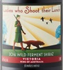 Ladies Who Shoot Their Lunch Wild Ferment Shiraz 2016