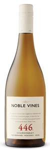 Noble Vines Collection 446 Chardonnay 2015