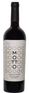Motto Wines Unabashed Zinfandel 2015