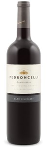 Pedroncelli Alto Vineyards Sangiovese 2012