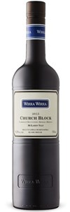 Wirra Wirra Church Block Cabernet Shiraz Merlot 2012