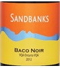 Sandbanks Estate Winery Baco Noir 2008