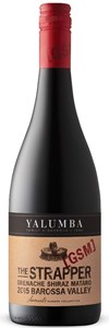 Yalumba The Strapper Gsm Named Varietal Blends-Red 2011