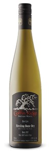 Coffin Ridge Boutique Winery Bone Dry Riesling 2015