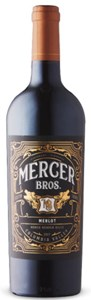 Mercer Bros Merlot 2017