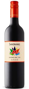 Sandbanks Estate Winery Shoreline Red 2016