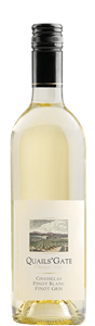 Quails' Gate Estate Winery Chasselas Pinot Blanc Pinot Gris 2016