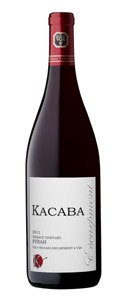 Kacaba Vineyards Terraced Vineyard Syrah 2013