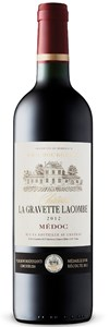 09ch.L.Gravette Lacombe Medoc Cru Bourgeois(Sovex 2009