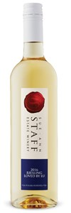 Sue-Ann Staff Estate Winery Loved by Lou Riesling 2011
