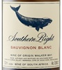 Hamilton Russell Vineyards 16 Sauvignon Blanc Southern Right Walker Bay (Hami 2016