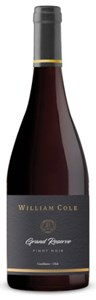 William Cole Grand Reserve Pinot Noir 2017