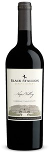 Delicato Vineyards 08 Cabernet Sauvignon Black Stallion Estate Napa (Delicato) 2009
