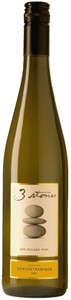 08 Gewürztraminer 3 Stones - Hawkes Bay (Ager Sect 2008
