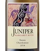Juniper Estate 14 Chardonnay Estate (Juniper) 2014