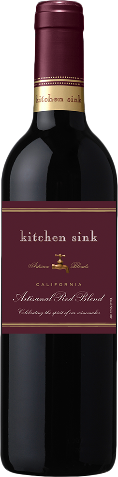 Adler Fels Winery Kitchen Sink California Red Expert Wine Review ...