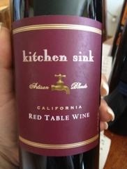 Adler Fels Winery Kitchen Sink Expert Wine Review Natalie