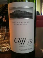 Cliff 79 Cabernet Shiraz