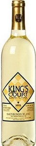 King's Court Estate Winery Sauvignon Blanc 2012