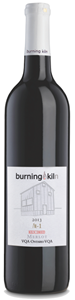 Burning Kiln Winery Merlot 2013