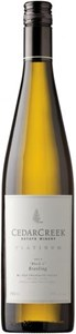 "Cedar Creek Platinum ""Block 3"" Riesling 2013"