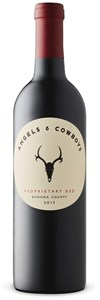Sonoma County Angels & Cowboys Proprietary Red 2014