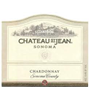 Chateau St Jean Sonoma County Chardonnay 2011