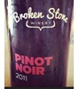 Broken Stone Winery Pinot Noir 2011