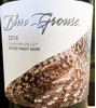 Blue Grouse Pinot Noir 2014