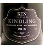 Kin Vineyards Kindling Sparkling Vidal 2018