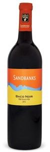 Sandbanks Estate Winery Sandbanks Baco Noir 2011