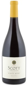 Rutherford Wine Company SCOTT FAMILY PINOT NOIR 2010 2010