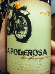 La Poderosa Reserva Syrah by 10 International 2010