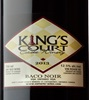 King's Court Estate Winery Baco Noir 2013