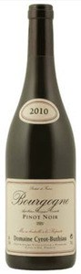 Domaine Cyrot-Buthiau Pinot Noir 2010