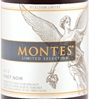 Montes Limited Selection Pinot Noir 2012