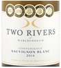 Two Rivers Convergence Sauvignon Blanc 2014